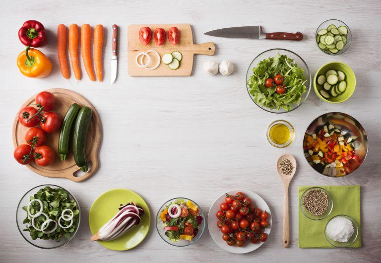 様々な食材