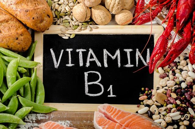 ビタミンB1を含む食材イメージ